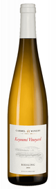 Вино белое полусухое «Carmel Single Vineyard Riesling Kayoumi Vineyard» 2016 г.