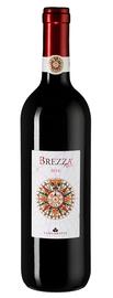 Вино красное полусухое «Brezza Rosso Lungarotti» 2019 г.