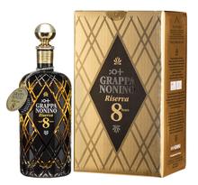 Граппа «Grappa Nonino Riserva 8 Years» 2009 г. в подарочной упаковке