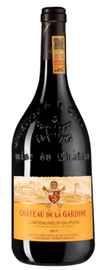 Вино красное сухое «Chateau de la Gardine Chateauneuf-du-Pape» 2017 г.