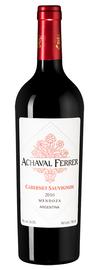 Вино красное сухое «Achaval Ferrer Cabernet Sauvignon» 2016 г.