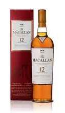 Виски шотландский «Macallan Malt» в подарочной упакоквке