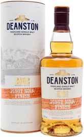 Виски американский «Deanston 2002 Pinot Noir Finish» в тубе