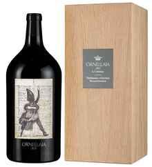 Вино красное сухое «Ornellaia Vendemmia d Artista Il Carisma» 2015 г., в деревянной подарочной упаковке