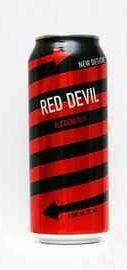 Коктейль «Red devil»