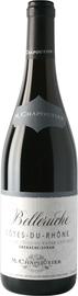 Вино красное сухое «Cotes-du-Rhone Belleruche M.Chapoutier» 2019 г.