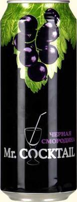 Коктейль «Mr. Сосktail Blackberry»
