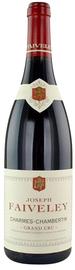 Вино красное сухое «Faiveley Charmes-Chambertin Grand Cru» 2018 г.