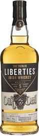 Виски ирландский «The Dublin Liberties Oak Devil»