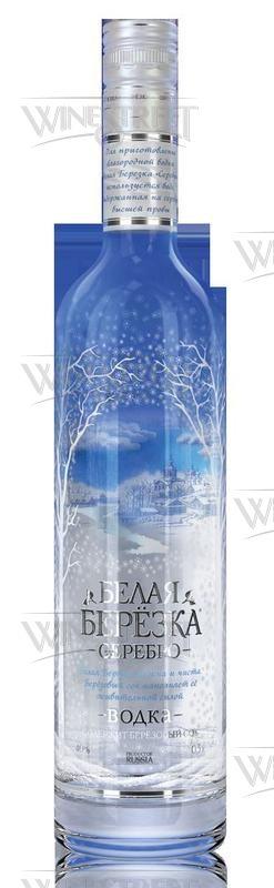 Водка Белая березка  Независимая лаборатория водки