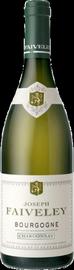 Вино белое сухое «Bourgogne Joseph Faiveley Chardonnay» 2017г.