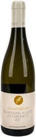 Вино белое сухое «Chantereves Bourgogne Aligote les Chagniots» 2018 г.