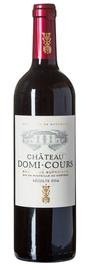 Вино красное сухое «Borie-Manoux Chateau Domi-Cours» 2016 г.