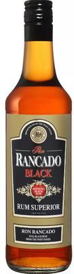 Ром «Rancado Superior Black Rum»