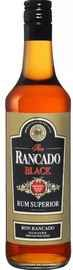 Ром «Rancado Superior Black Rum»