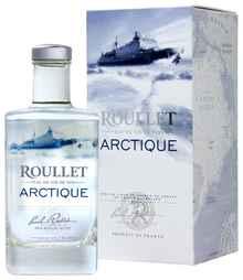 Водка «Roullet Arctique, 0.5 л» в подарочной упаковке