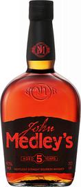 Виски американский «John Midley's Kentucky Straight Bourbon Extract Midley's»