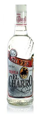 Текила «El Charro Silver»