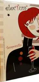 Вино красное сухое «Electum Tempranillo (Tetra Pak)» 2018 г.