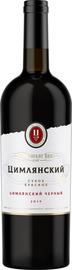 Вино красное сухое «Цимлянский Резерв Цимлянский Черный, 0.75 л»