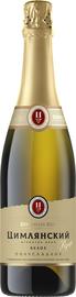 Вино игристое белое полусладкое «Цимлянский Резерв Полусладкое Долина Дона»