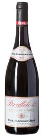Вино красное сухое «Cotes du Rhone Parallele 45 Rouge» 2013 г.