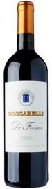 Вино красное сухое «Poderi Boscarelli De Ferrari» 2018 г.