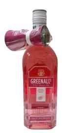 Джин «Greenall's Wild Berry» с джигером