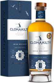 Виски ирландский «Clonakilty Double Oak Finish» в подарочной упаковке
