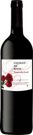 Вино красное полусухое «Castillo De Rosas Tempranilo Syrah, 0.75 л»