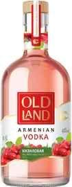 Водка кизилловая «Old Land, 0.5 л»