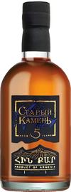 Коньяк армянский «Старый Камень 5 лет, 0.5 л»