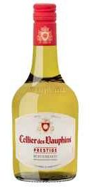 Вино белое сухое «Mediterranee Cellier des Dauphins Prestige Sec Blanc»
