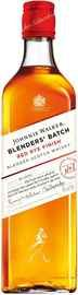 Виски шотландский «Johnnie Walker Blenders' Batch Red Rye Finish»