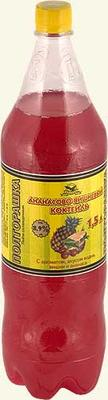 Коктейль «Полторашка Ананасово-вишневый»