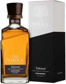 Виски японский «Nikka Tailored» в подарочной упаковке