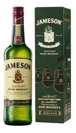Виски ирландский «Jameson» в подарочной упаковке ограниченная серия