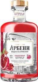 Спиртной напиток «Армянская Гранатовая водка особая Арбени, 0.5 л»