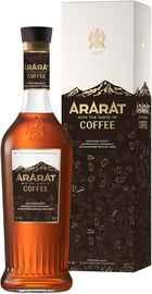 Коньяк армянский «Арарат со вкусом кофе» в подарочной упаковке
