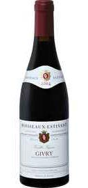 Вино красное сухое «Vieilles Vignes Givry Boisseaux-Estivant» 2019 г.