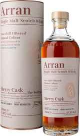 Виски шотландский «ARRAN Sherry Cask» в тубе