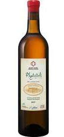 Вино белое сухое «Rkatsiteli Rcheuli Qvevri Tchotiashvili»