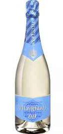 Вино игристое безалкогольное белое полусухое «Vilarnau Organic White»