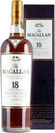 Виски шотландский «Macallan» в подарочной упаковке