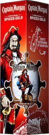 Ром «Captain Morgan Spiced Gold» в подарочной упаковке