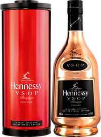 Коньяк французский «Hennessy VSOP Limited Edition by UVA» в подарочной упаковке