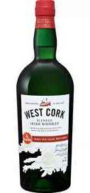 Виски ирландский «West Cork Irish Cask Matured Blended Irish Whiskey»