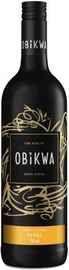Вино красное сухое «Obikwa Shiraz» 2019 г.