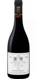 Вино красное сухое «Clos Rousseau Santenay 1er Cru Domaine de la Choupette» 2019 г.