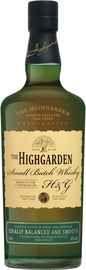 Виски российский «Highgarden 5 Years»